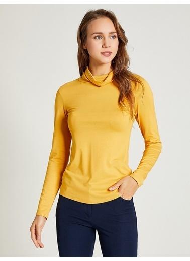 Vekem-Limited Edition Bluz Sarı